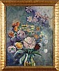 George Biddle. Floral still life., George Biddle, Click for value