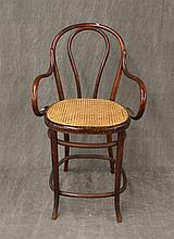 Thonet, Bentwood Arm Chair, 39