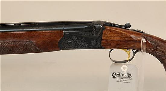 SKB Ithaca Gun Company Model 600 over/under double barrel