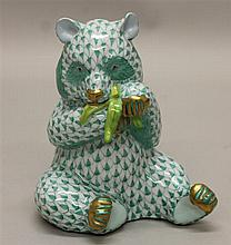Herend Porcelain Panda