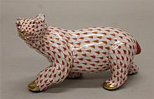 Herend First Edition Polar Bear