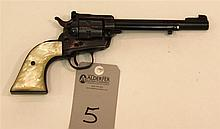 Ruger Single-Six single action revolver. Cal. 22. 6-1/2