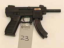 Intratec TEC-22 semi-automatic pistol. Cal. 22 LR. 4