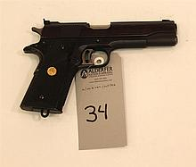 Colt Gold Cup National Match 1911 semi-automatic pistol. Cal. 45 ACP. 5