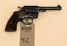 Colt Army Special double action revolver. Cal. 38. 5