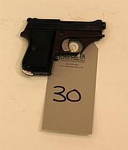 Targa Model GT27 semi-automatic pistol. Cal. 25 ACP. 2-1/2
