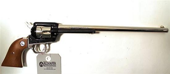 Colt Single Action Frontier Scout Wyatt Earp The Lawman Series Commemorative single action revolver
