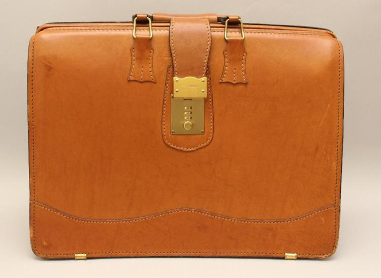 Schlesinger Leather Attache