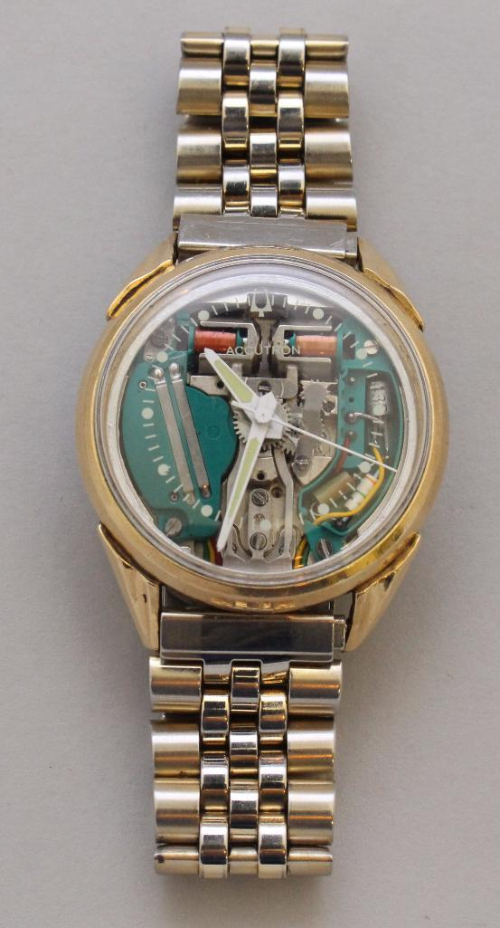 Bulova Accutron Gents Wrist Watch