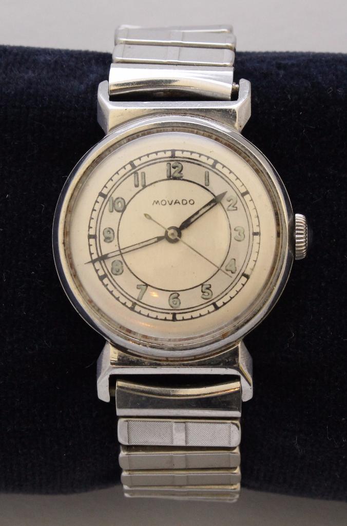 Movado Wristwatch