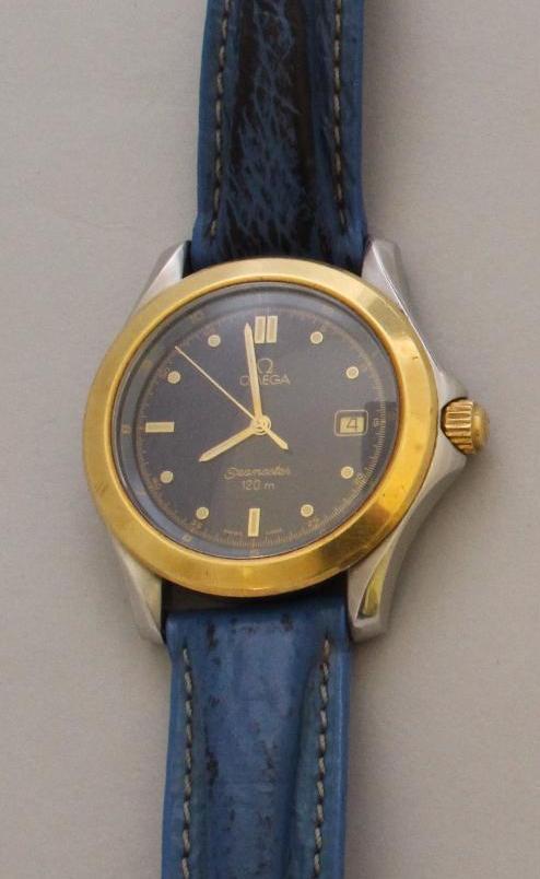Omega Seamaster 120M Wristwatch
