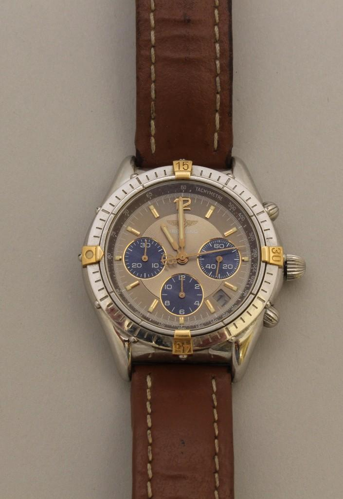 Breitling 1884 Chronograph Wristwatch