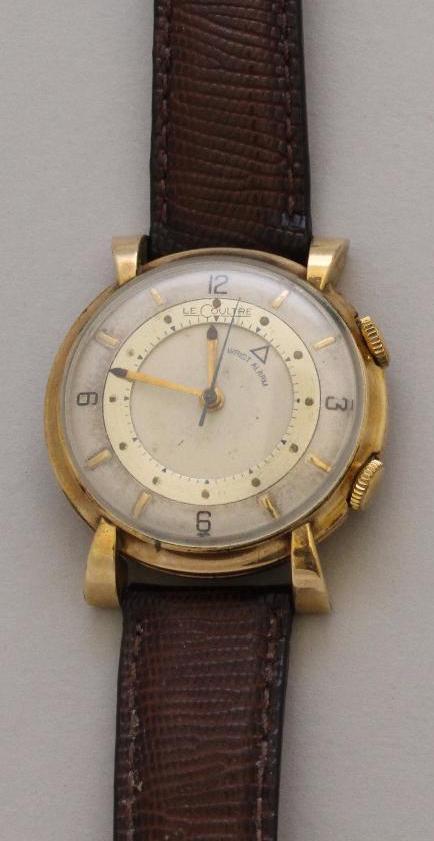 Le Coultre Wristwatch