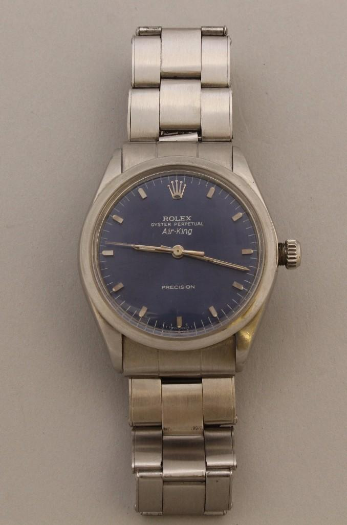 Rolex Oyster Perpetual Air King Precision Wristwatch