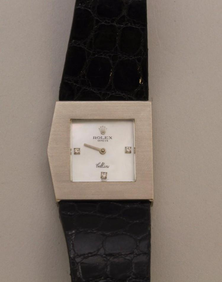 Rolex Geneve Cellini Wristwatch