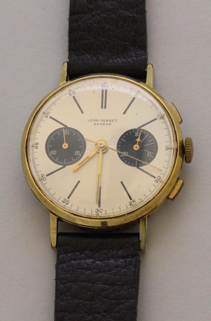 Jean Perret Geneve Wristwatch