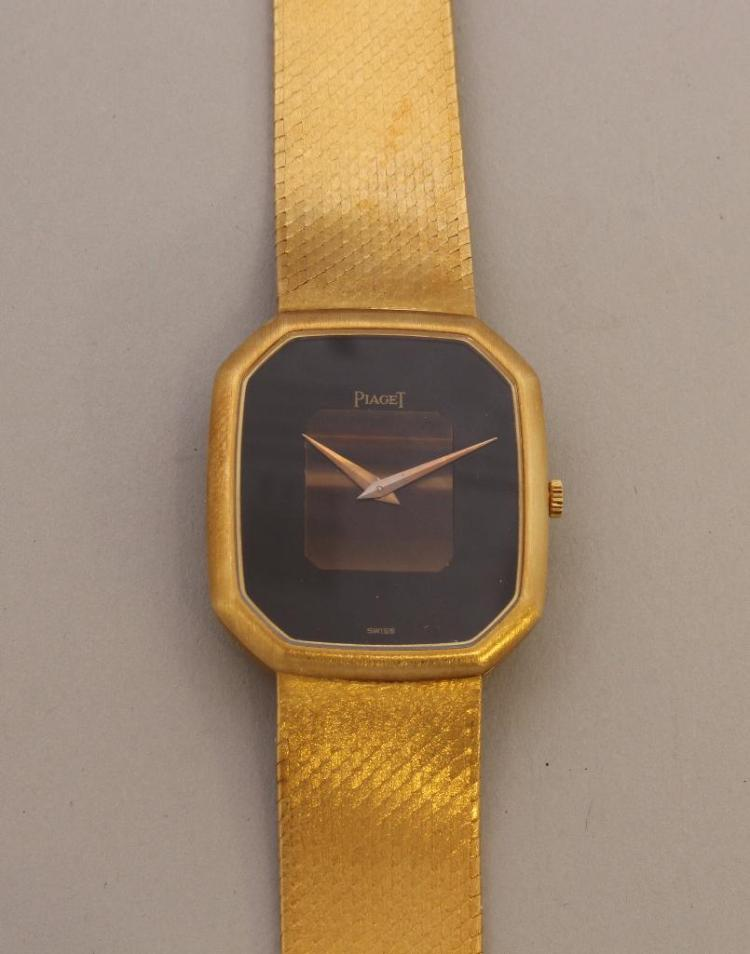 Piaget Gold Wristwatch