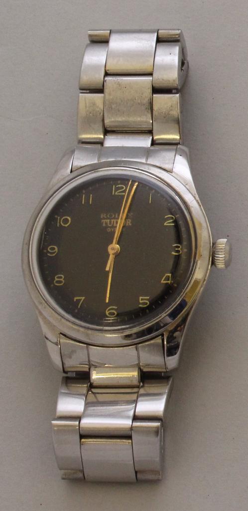 Rolex Tudor Oyster Wristwatch