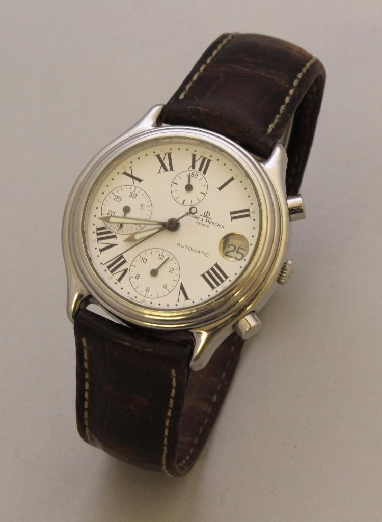 Baume and Mercier Geneve Wristwatch