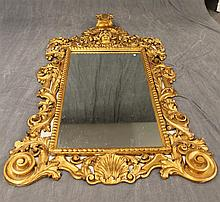 Gold Carved Mirror, 80