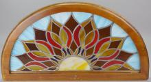 Stained Glass Window Pane