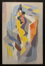 Richard Crist (1909-1985, Pennsylvania, Ohio)