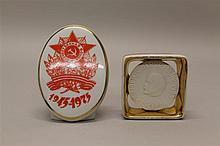 Soviet Porcelain Items