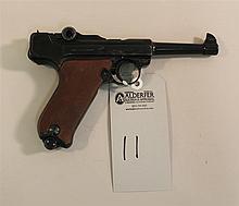 Erma EP 22 semi-automatic pistol. Cal. 22 LR. 4-1/2