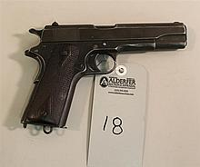 Colt US Army Model 1911 semi-automatic pistol. Cal. 45. 5
