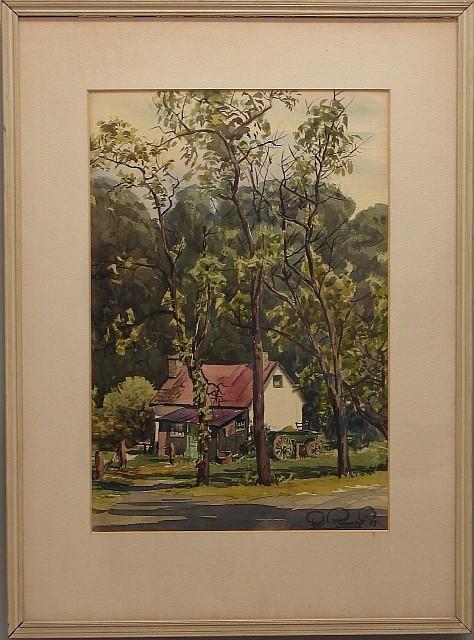 Remmey, Paul, 1903-1958, Pennsylvania/ New Jersey,