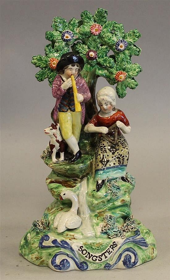 Staffordshire Porcelain