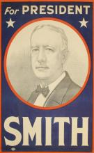 Presidential Campaign Poster -1928- Smith