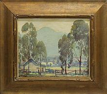 Alfred Richard Mitchell (1888-1972 California)