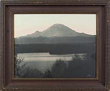 Asahel Curtis (1874-1941, American) Mount Rainier