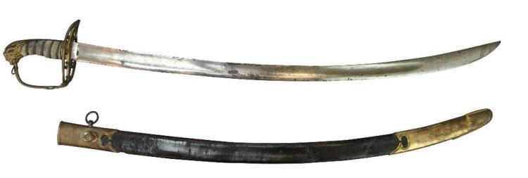 Identified British Napoleonic Period Sword