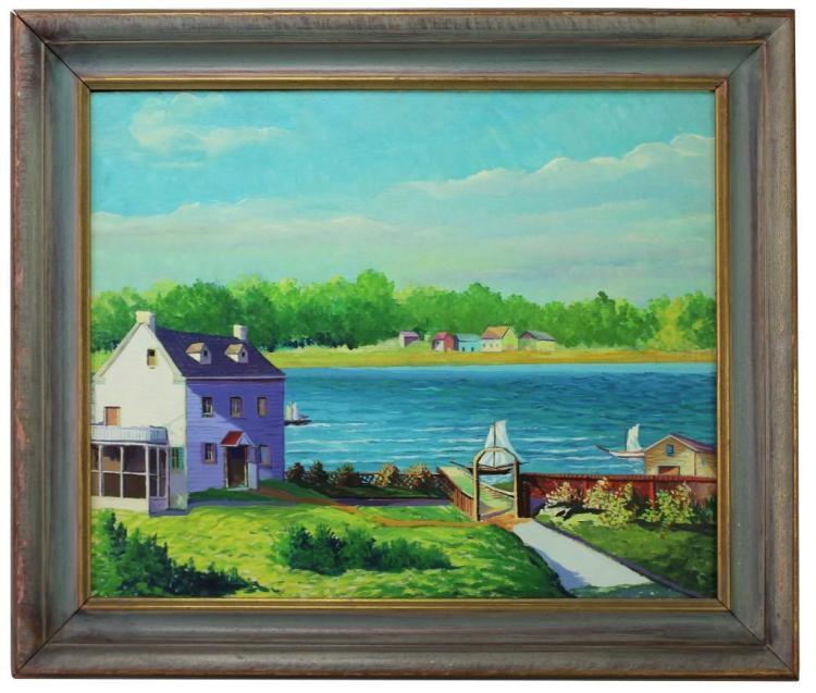 Carol Sirak (PA, NJ 1906 - 1976)