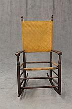 Shaker Rocking Chair with no Seat, 38 1/2