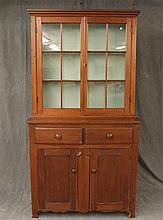 Dutch Cupboard, Pine, (Some Wear and Scratching) 82