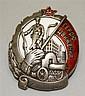 Soviet Hero Badge