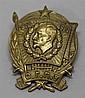 Soviet 10th Anniversary of OGPU Badge