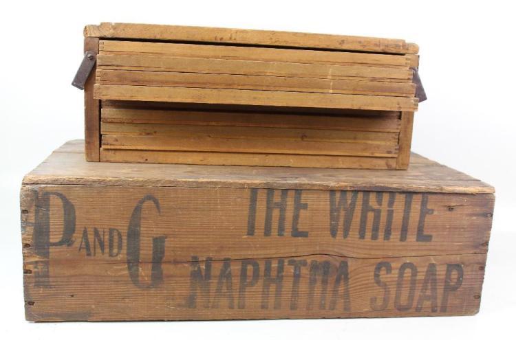 Tobacco Drying Box