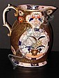 Mason's Gaudy Ironstone Milk Pitcher