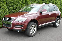 2008 Volkswagon Touareg AWD SUV, VIN# WVGBE77L48D017175, V6 3.6 Litre Engine, Automatic Transmission, All Wheel Drive, 69,280 Miles,...