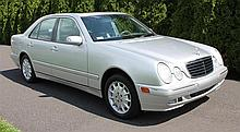 2001 Mercedes Benz E-320 Sedan, VIN# WDBJF65J41B234363, V6 3.2 Litre Engine, Automatic Transmission, 105,000 Miles, A/C, All Power,...