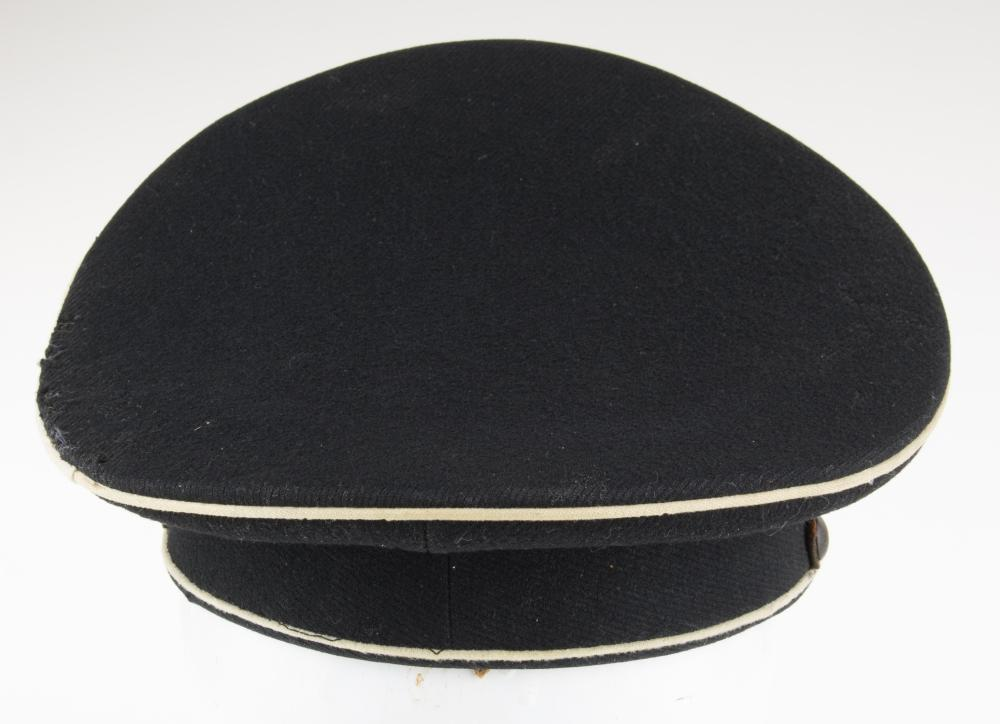ALLGEMEINE-SS NCO PEAKED VISOR CAP