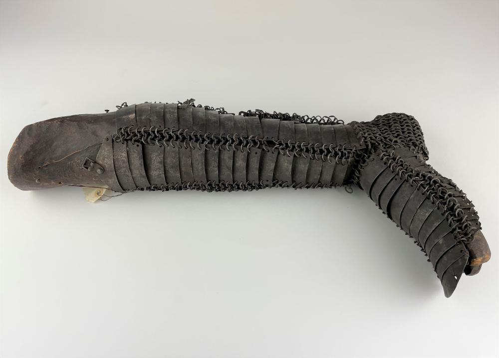 PLATE AND CHAIN MAIL ARMOR