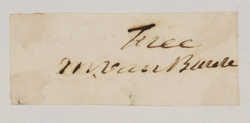 AUTOGRAPH BOOK WITH 208+ NAMES INCLUDING LINCOLN, GENERALS, POLITICIANS