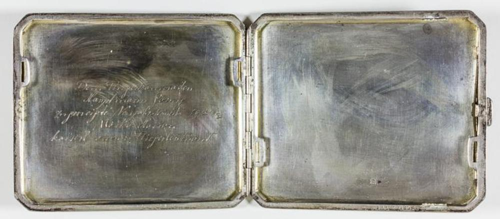 HERMANN GORING CIGARETTE CASE