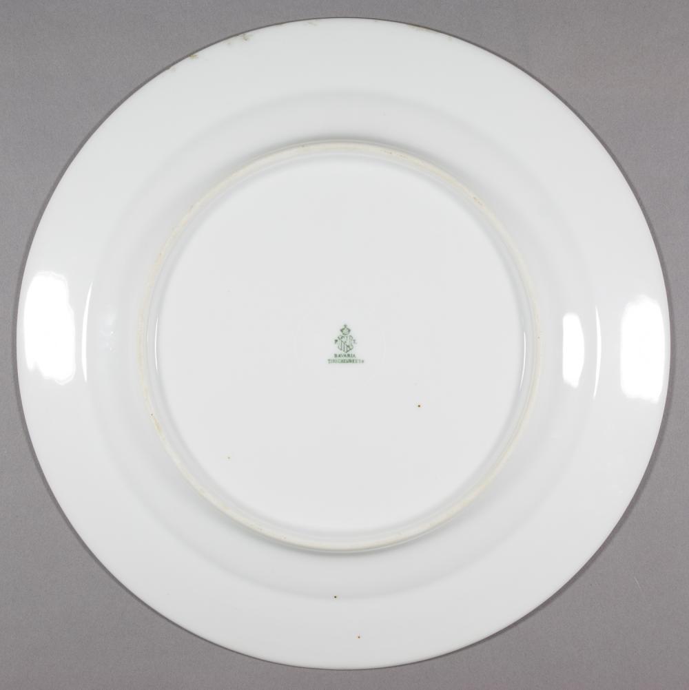 REINHARD HEYDRICH DINNER PLATE