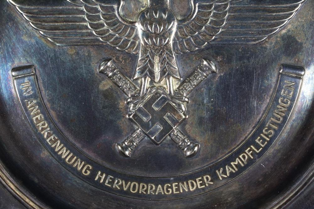 EHRENSCHALE DER LUFTWAFFE / 'HONOR SALVER'